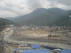 Красная поляна строительство Олимпийской деревни