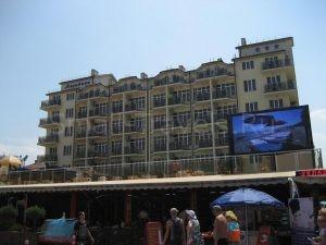 Паралия гостиницы