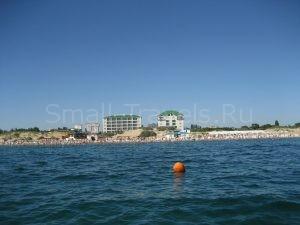 Насколько чистое море в Витязево