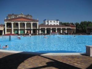Аквапарк Олимпия - Витязево