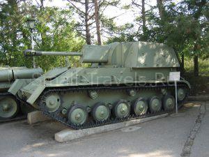 Советская ПТ-САУ СУ-76